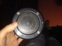 Minirigs portable Bluetooth speaker