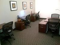 Optez pour un bureau à espace partagé!