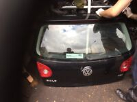 05 VW GOLF MK5 1.9 TDI ALL PARTS AVALIABLE FOR ANY PARTS CALL ON