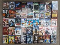 SELECTION OF 45 DVDs - 50p each or £20 for all (Must go this week)