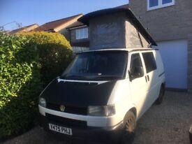 Vw t4 campervan with pop top