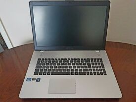 ASUS i5 17.3 inch NVIDIA GRAPHICS LAPTOP