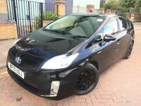 Toyota Prius T4 2010 (10reg) Hybrid, Automatic, PCO & MOT is ready, Leather Seats, Good condition.