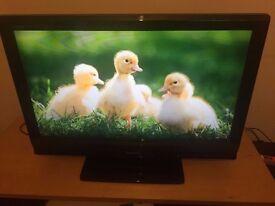 "Toshiba Regza 32"" HD LCD TV , Freeview, HDMI"