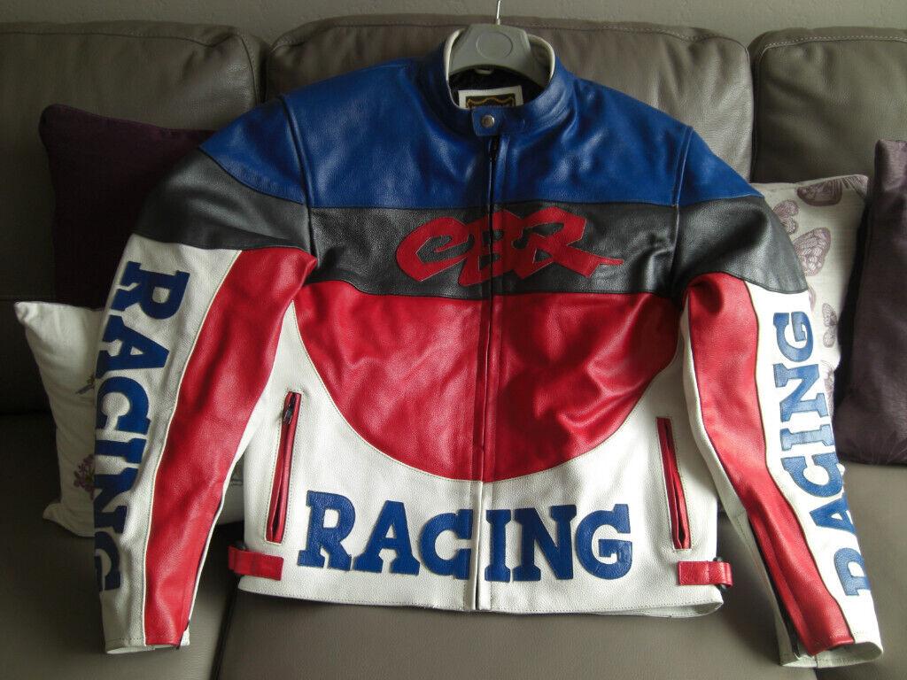 Honda CBR Leather Jacket.