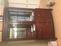 2 matching China cabinets $650 for both or best offer