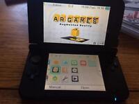 Nintendo 3DS XL BLACK& BLUE