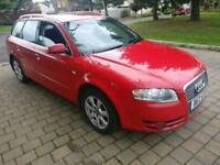 2005 AUDI A4 2.0 TDI SE ESTATE LONG MOT