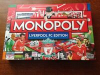 Monopoly Liverpool FC edition (New never been play with)