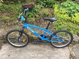 Kids / childs B Twin 5 speed Bike