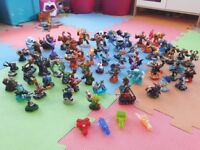 Skylanders Bundle 76 pieces