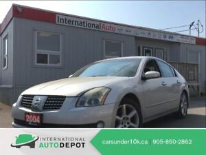 2004 Nissan Maxima SE | SKYVIEW ROOF | CRUISE