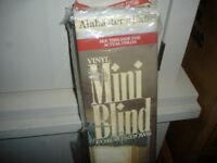 vinyl blind