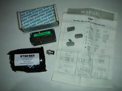 Piab X10a5-bv Mini Vacuum Pump Viton Seals Nos