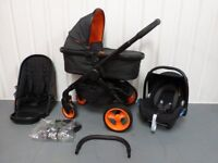 iCandy Peach Desinger Collection-DC Ful Travel System!!