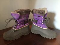 Snow Boots Muddy Puddles size 1