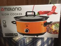 Ambiano Slow Cooker, only used once