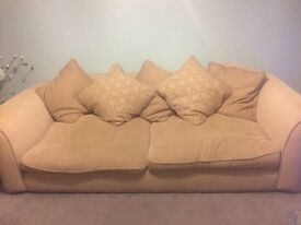 Large 2 seat sofa FREE if collected