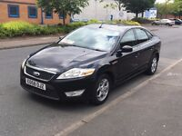 FORD MONDEO ZETEC 2.0 2008 58 REG TWO OWNERS SERVICE HISTORY 2 X KEYS PLUS LAST OWNER FOR 5 YEARS