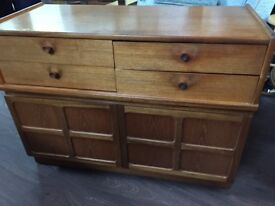 Small Nathan style sideboard