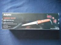 BABYLIS HEATED CURLING WAND