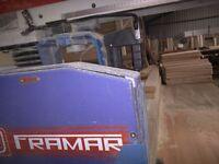 Framar Cross Cut Saw 350mm RRP £1200