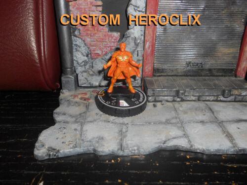 Custom Heroclix Superman Prime Convention Exclusive Figure Miniature #DP19-004