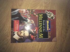 Box set of books of the Millennium