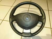 Clio 172 / 182 Cup Trophy Steering Wheel Renault Sport