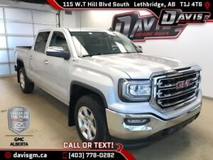 Used 2016 GMC Sierra 1500 SLT-4WD, Heated Leather, Rear Vision C