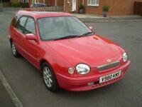 Toyota Corolla Estate GLS Good condition low mileage £595 ono