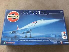 Airfix 1:72 BAC Aerospatiale Concorde