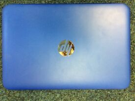 HP Stream notebook PC11/ blue hardly used and with charger.