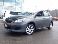 2011 Toyota Matrix ALL WHEEL DRIVE 1 OWNER TOYOTA CERTIFIED