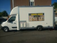 State of The Art Fully Equipped Food Truck/Food Van/Catering Trailer