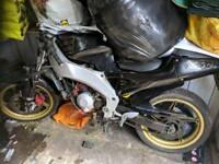 Aprilia rs 50 fp (spares or repairs)