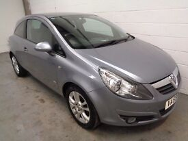 VAUXHALL CORSA , 2010 , ONLY 28000 MILES + FULL HISTORY JUST SERVICED, YEARS MOT, FINANCE , WARRANTY