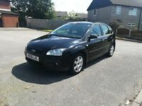 Ford Focus 1.8TDCI Sport 5dr 2006