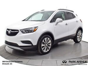 2018 Buick Encore **COMME NEUF 1800KM** PREFERRED EDITION CUIR M
