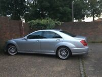 Mercedes benz S 320 for sale £9000.00 but can be negotiable