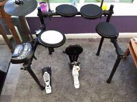 Alesis DM7 electric drum kit