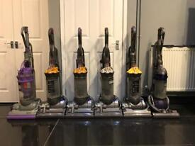 Dyson hoovers for sale dc07 dc14 dc27 dc33 dc25