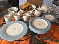 Bluebell Crockery Set