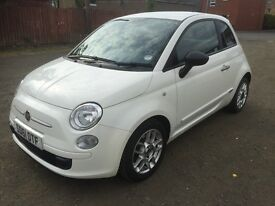 FIAT 500 .Free Road Tax, 1 years Mot, lady owner in Pristine condition £3995