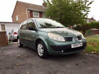 RENAULT SCENIC AUTOMATIC 85k