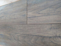 14m2 Oak effect lamainate flooring - good quality 12mm thick