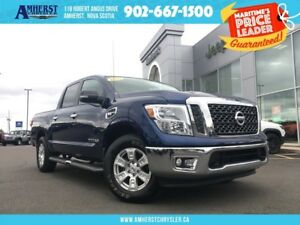 2017 Nissan Titan SV 4X4 - 5.6L V8, BACKUP CAM, REMOTE START
