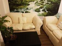 IKEA Ektrop two-seater sofa