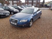 Audi A6 SALOON 2.0 TDI SE Saloon 4dr Diesel Manual. SERVICE HISTORY. HPI CLEAR. 1 FORMER KEEPER