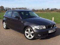 BMW 118d High spec 2.0 L Diesel 120d